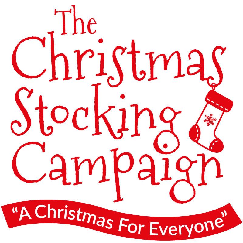 Christmas Stocking Campaign Logo